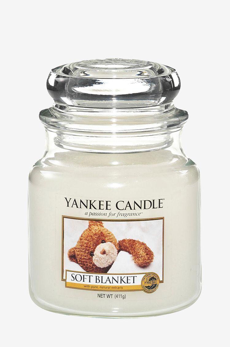 Yankee Candle Medium - Soft Blanket