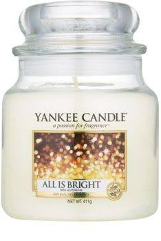 Yankee Candle Medium - All Is Bright