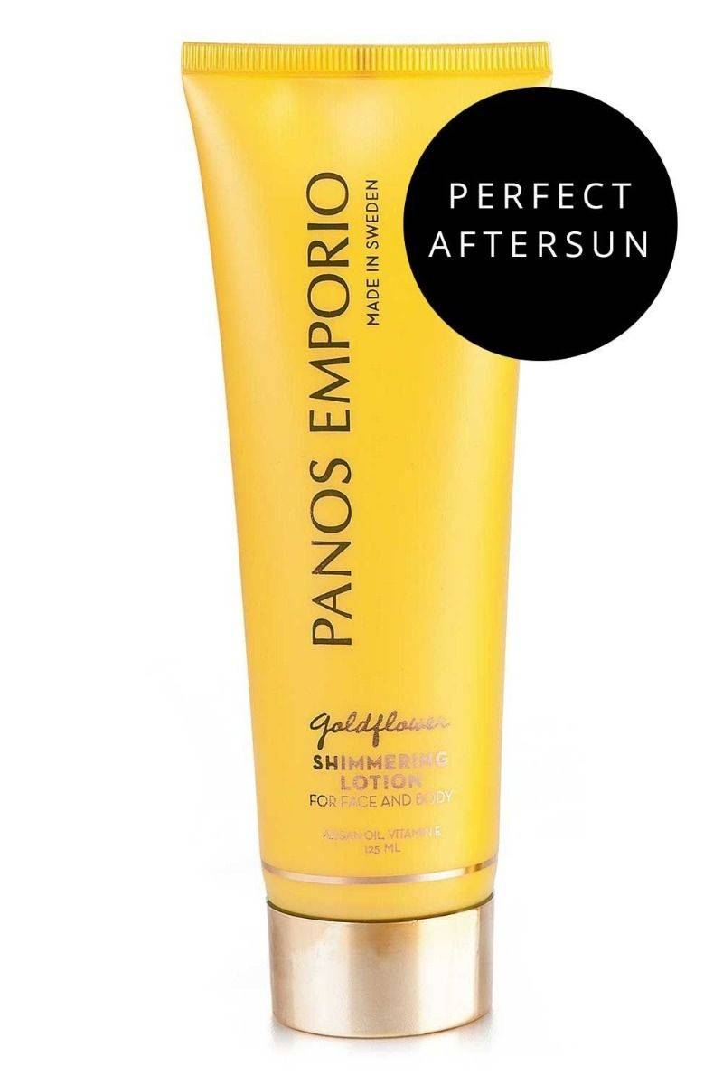 Panos Emporio Goldflower Shimmering Lotion 125ml