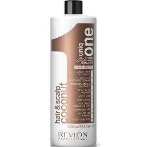 Revlon Uniq One All In One Conditioning Shampoo Coconut 1000ml
