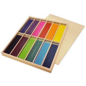 Playbox Fargeblyanter I En Hyggelig Trekasse, 180st