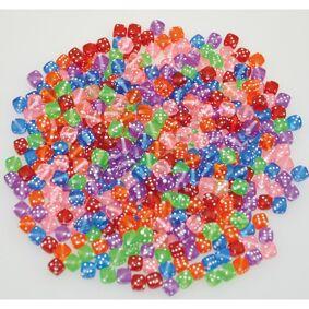 Playbox Plast Perler, Terninger