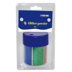 Playbox Glitter Sprinkles Mix, 6 Farger