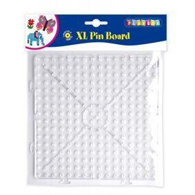 Playbox Xl Pärlplatta, Stables, Gjennomsiktig, Firkantet