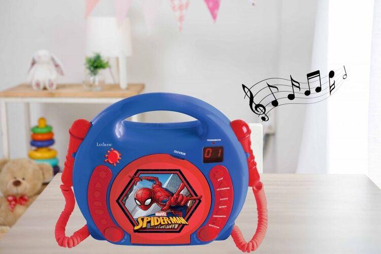 Spider-man Spiderman Karaoke Cd