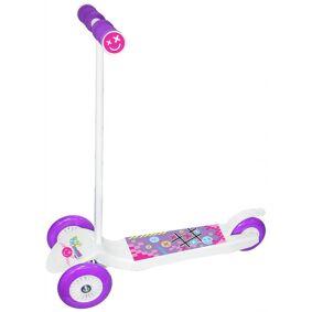 Tobar Scooter Med 3 Hjul Lilla