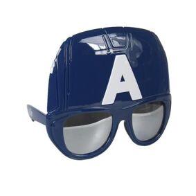 Avengers Assemble Avengers Captain America Solbriller Med Maske