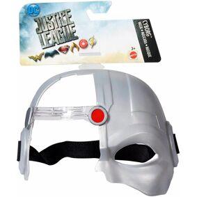 Justice League Cyborg Maske