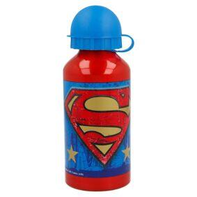 Superman Super, Vannet Flasken I Aluminium, 400 Ml
