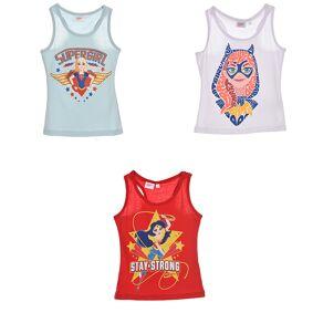 DC Batgirl, Supergirl Og Wonder Woman Linen Barn (Batgirl, 8a - 128 Cm)