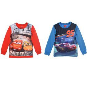 Disney Cars Skjorte (Röd, 8 År - 128 Cm)