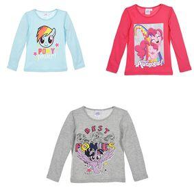 My Little Pony Langermet Skjorte (Grå, 3 År - 98 Cm)