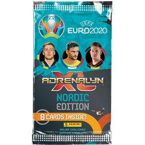 Uefa Euro 2020 Fotball Booster Kort Samlekort