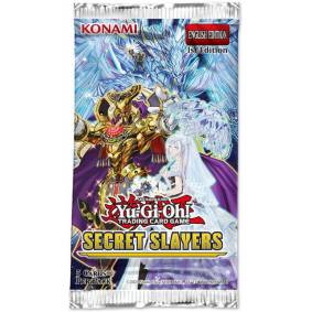 Yu-Gi-Oh! Secret Slayers Booster Trading Cards