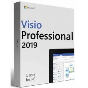 Your Software Store Microsoft Visio 2019 Professional (Pc Version)