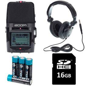 Zoom H2N Kopfhörer + SD Karten Bundle