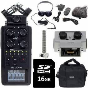 Zoom H-6 Audio-Recorder