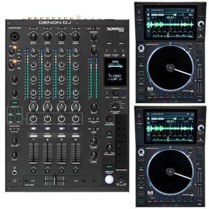 Denon Prime Bundle X1850/SC600M