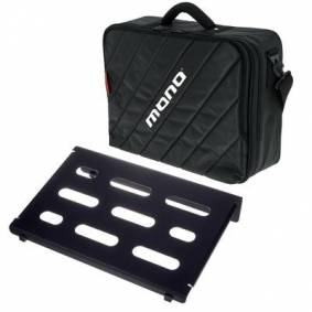 Mono Cases Pedalboard Small Black with Gigbag