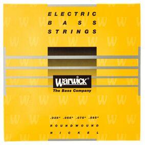 Warwick Bass Set Yellow 4 Str.Light