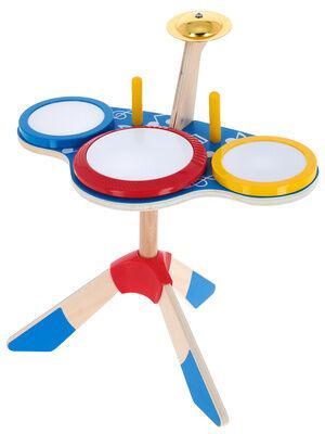 Hape Drum and Cymbal Set Kids