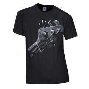 Rock You T-Shirt Space Man Bass Gr. L