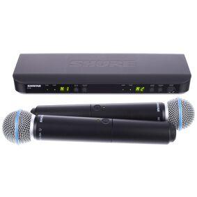 Shure BLX288/Beta58 Combo Wireless-System S8