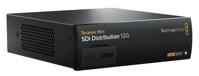 Blackmagic Design Teranex Mini SDI Distribut 12G
