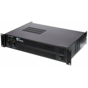 the t.amp E400 Stereo-Endstufe
