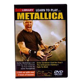 Roadrock International Learn To Play Metallica 1