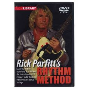 Roadrock International Rick Parfitt`s Rhythm Method