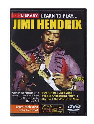 Roadrock International Jimi Hendrix Learn to Play