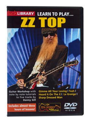 Roadrock International Learn To Play ZZ Top DVD