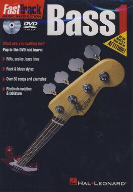 Hal Leonard Fast Track Bass Method 1