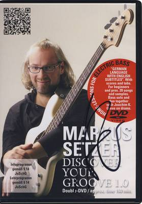Markus Setzer Discover Your Groove 1.0