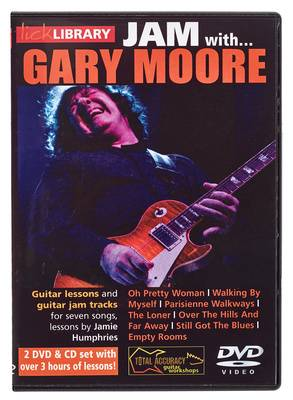 Roadrock International Jam with Gary Moore