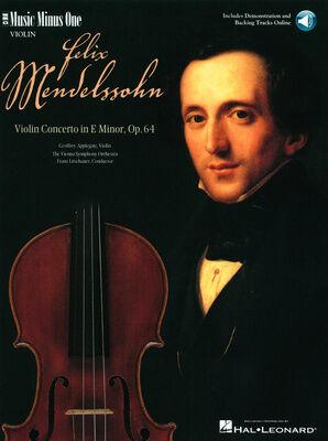 Music Minus One Mendelssohn Violin Concerto