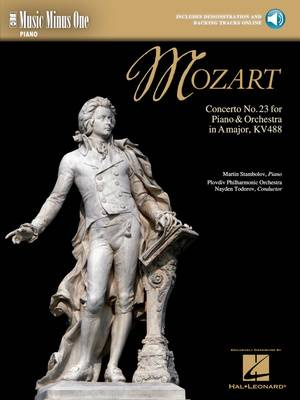 Music Minus One Mozart Concerto No.23 (Piano)