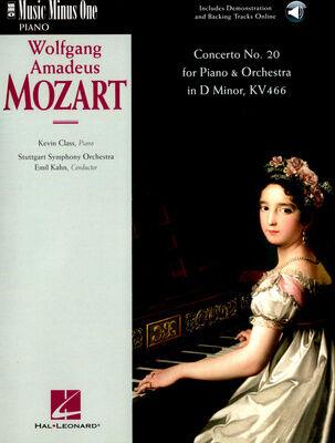 Music Minus One Mozart Concerto No20 Piano