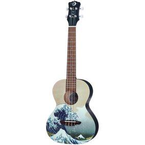 Luna Guitars Uke Great Wave Tenor