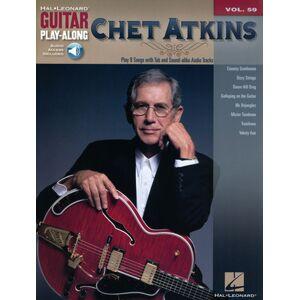 Hal Leonard Chet Atkins Guitar Play-Along