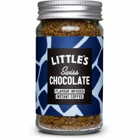 Little´s Coffee Swiss Chocolate 50g