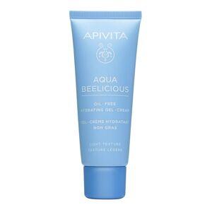 Apivita Aqua Beelicious Oil Free Creme Gel 40ml
