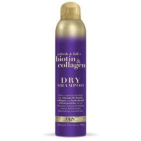 OGX Biotin & Collagen Dry Shampoo 165ml