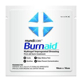 BurnAid Brannkompress 10x10cm