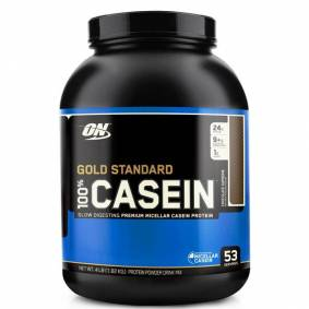 Optimum Nutrition 100% Casein Gold Standard 1818g Chocolate Supreme