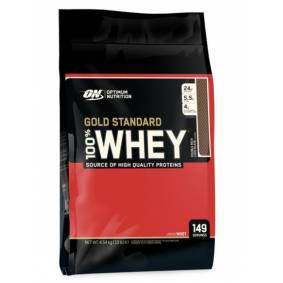 Optimum Nutrition 100% Whey Gold Standard Double Rich Chocolate 4545g