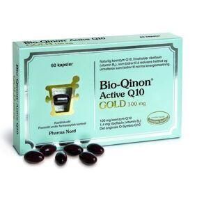 Bio-Qinon Q10 gold 100mg kapsler 60stk