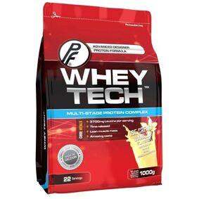 Proteinfabrikken Whey Tech Protein®, Vanilla 1000g