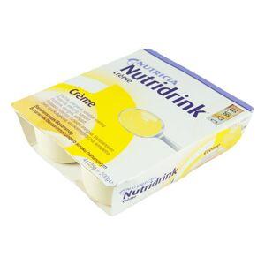 Nutricia Nutridrink Crème Banan 4x125g